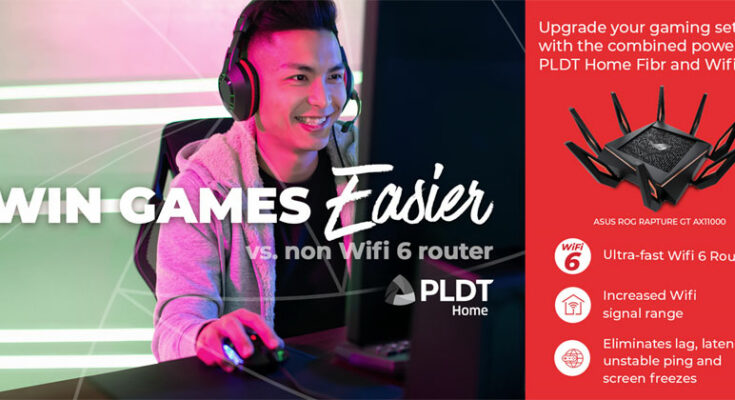 PLDT Home makes the best Wifi 6 router