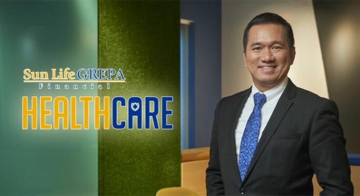 Sun Life Grepa President Richard S. Lim
