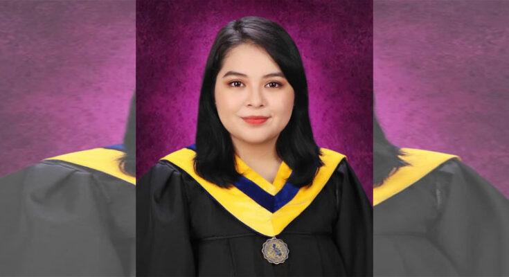 CPU graduate Talitha Narido topnotcher in Social Worker Board Exam.