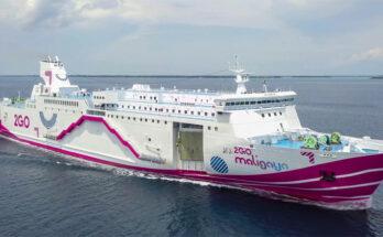2Go MV Maligaya vessel