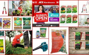 ACE Hardware gardening