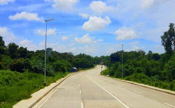 Cabatuan by-pass road