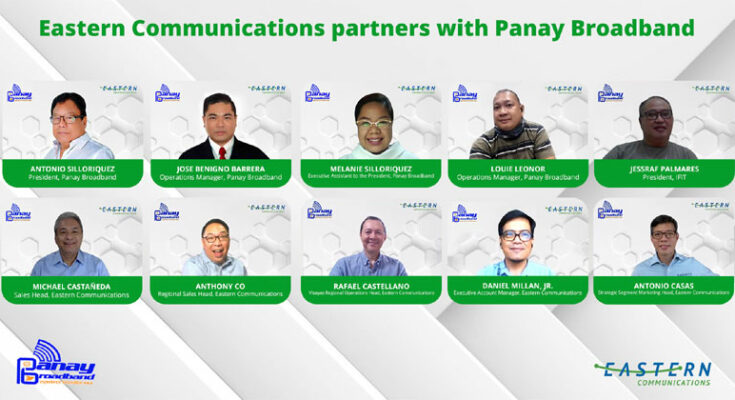 Eastern Communications partners with Panay Broadband