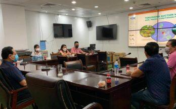 Japanese firm talks with Gov. Defensor