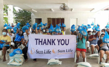 Sun Life Global donation for local covid response